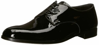 Emporio Armani Men's Derby Shoe