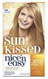 Clairol Nice 'n Easy, 8GN Medium Golden Sunlit Blonde, Permanent Hair Color, 1 Kit