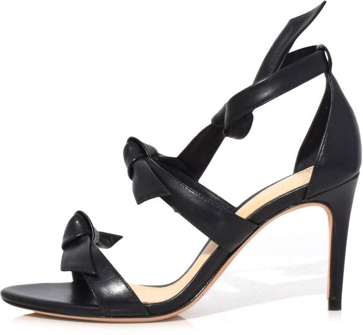 Alexandre Birman Gianna Sandal in Black