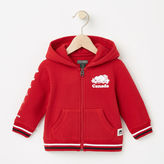 Roots Baby Canada Full Zip Hoody
