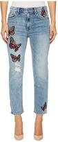 Lucky Brand Bridgette Slim Straight Jeans in Alamitos Women's Jeans
