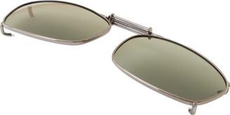 Haven Fits Over Sunwear 5 50 Rectangular Polarized Sunglasses