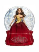 Mattel Barbie 2016 Holiday Doll