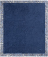 Etro Abbots Beach Towel for 2 with Border - Navy