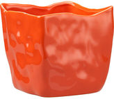 CB2 Vaso Orange Planter