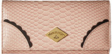 Vivienne Westwood Braccialini Frilly Snake Long Wallet
