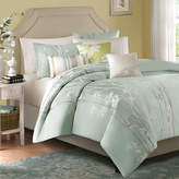 Athena Madison Park 6-pc. Jacquard Duvet Cover Set