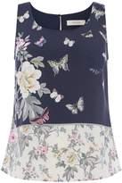 Oasis Papillon Print Vest