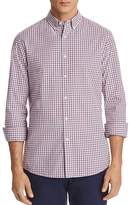 Michael Kors Xavier Check Regular Fit Button-Down Shirt