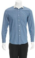 Marc Jacobs Chambray Button-Up Shirt