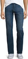 DL1961 Premium Denim Russell Slim Straight Jeans, Blue