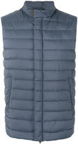 Herno high neck padded gilet