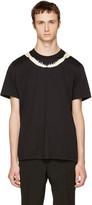 Givenchy Black Shark Teeth T-Shirt