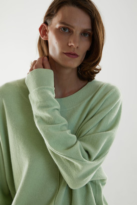 Cos Relaxed Cashmere Jumper