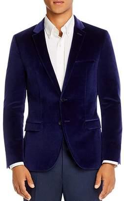 HUGO Arti Velvet Extra Slim Fit Jacket