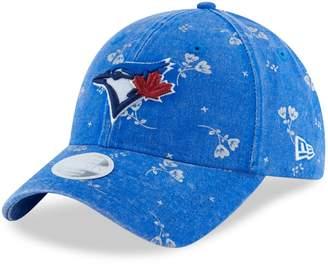 New Era Toronto Blue Jays MLB Floral Shine Cotton Baseball Cap