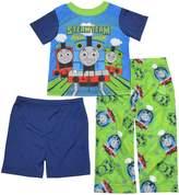 "Thomas & Friends Boys ""Steam Team""3- Piece Pajama Set"