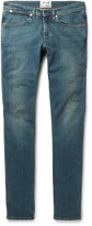 Acne Studios Max Stonewashed Denim Jeans