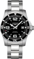 Longines HydroConquest men's bracelet watch