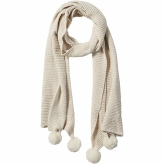 Tickled Pink Women's Chenille Cozy Scarf