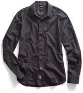 Todd Snyder Black Floral Shirt