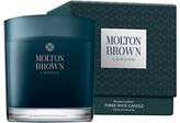 Molton Brown Russian Leather Three Wick Candle