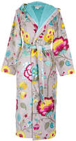 Pip Studio Floral Fantasy Khaki Bathrobe