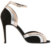 Pierre Hardy Rainbow high-heeled sandals