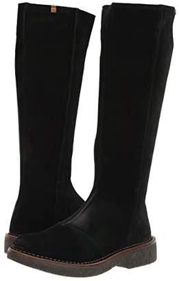 El Naturalista Volcano N5573 (Black) Women's Shoes
