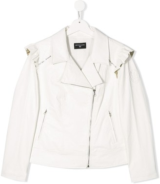 MonnaLisa TEEN faux leather jacket