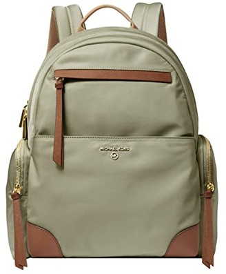 MICHAEL Michael Kors Prescott Large Backpack (Black) Backpack Bags