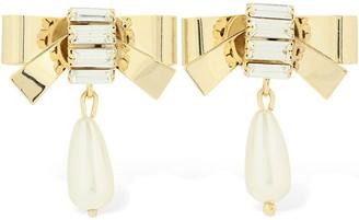 Rosantica Nascondino Imitation Pearl Drop Earrings