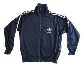 adidas Blue Cotton Jackets