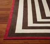 Pottery Barn Kids Capel Spiral Rectangle Rug