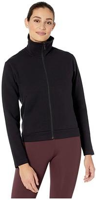Ryu Ethos Track Jacket (Black) Women's Clothing