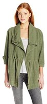 Billabong Women's Lost Then Found Utility Style Jacket