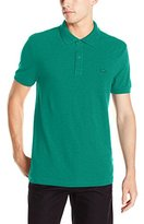 Lacoste Men's Short Sleeve Garment Vintage Polo