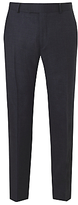 Richard James Mayfair Jaspe Suit Trousers, Airforce Blue