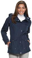 Details Women's Hooded Anorak Rain Jacket