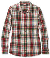 L.L. Bean Women's Scotch Plaid Shirt, Relaxed