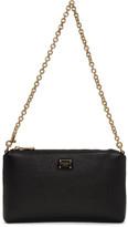 Dolce & Gabbana Black Small Chain Pouch