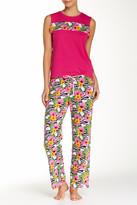 Hello Kitty Floral Fever Pajama Set