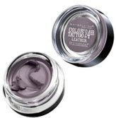 Maybelline New York Eye Studio Color Tattoo Leather 24 HR Cream Gel Eyeshadow - Vintage Plum (Pack of 2) by Maybelline