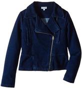 Splendid Littles Indigo Denim Jacket Girl's Coat