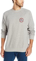 Brixton Men's Soto Crew Fleece Sweatshirt