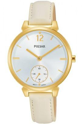 Pulsar Ladies Dress Leather Watch PN4058X1
