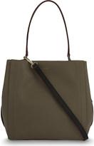 DKNY Greenwich leather bucket bag