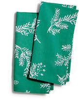 The Cellar Sprig Set of 2 Napkins, Created for Macy's