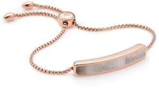 Monica Vinader Baja Grey Agate bracelet