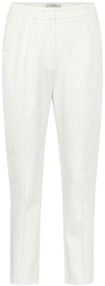 Tailored Coolness high-rise pants
